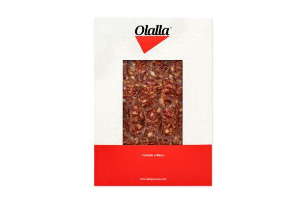 Chorizo ibérico cular loncheado 100 gr