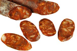 Chorizo ibérico picante extra
