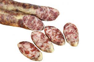Chorizo ibérico blanco extra