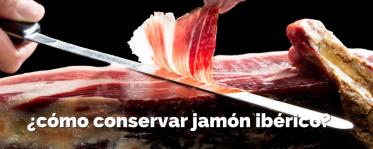 Preguntas más frecuentes al conservar el Jamón de Bellota