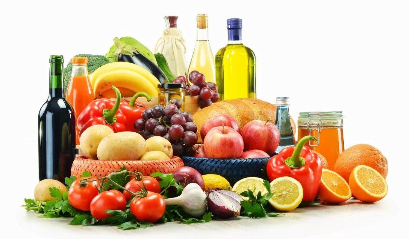 productos dieta mediterránea