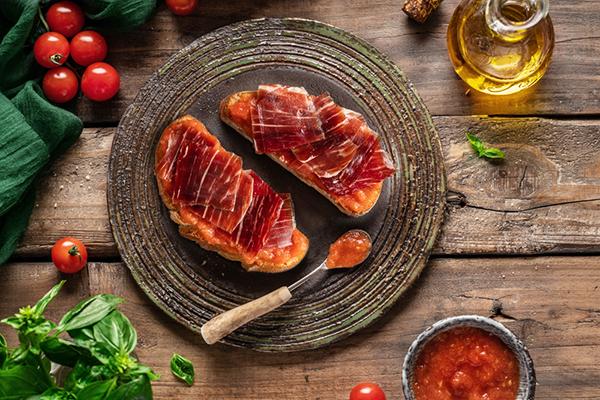 propiedades nutricionales del jamón ibérico